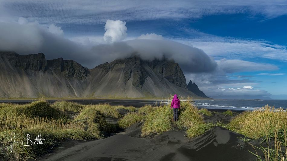 Taking in the view People And Places Clouds And Sky EyeEm Best Shots - Landscape Landscape_Collection Eye4photography  Nature_collection Iceland Sony Images Sony A7RII Sonyalpha Landscape_photography EyeEm Masterclass Mountain Mountain Range Mountain_collection
