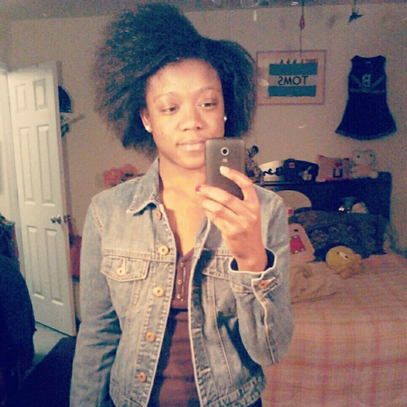 Thick hair don't care lol Thick Hair Don't Care! Jamaican-German Gyal