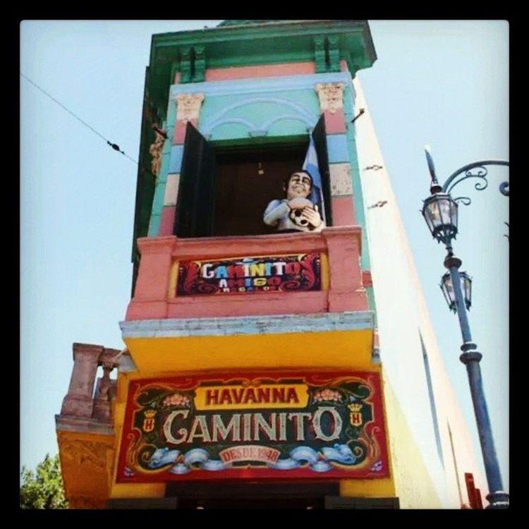 Caminito Summer Baciudad Colors Buenosaires Vivienbuenosaires