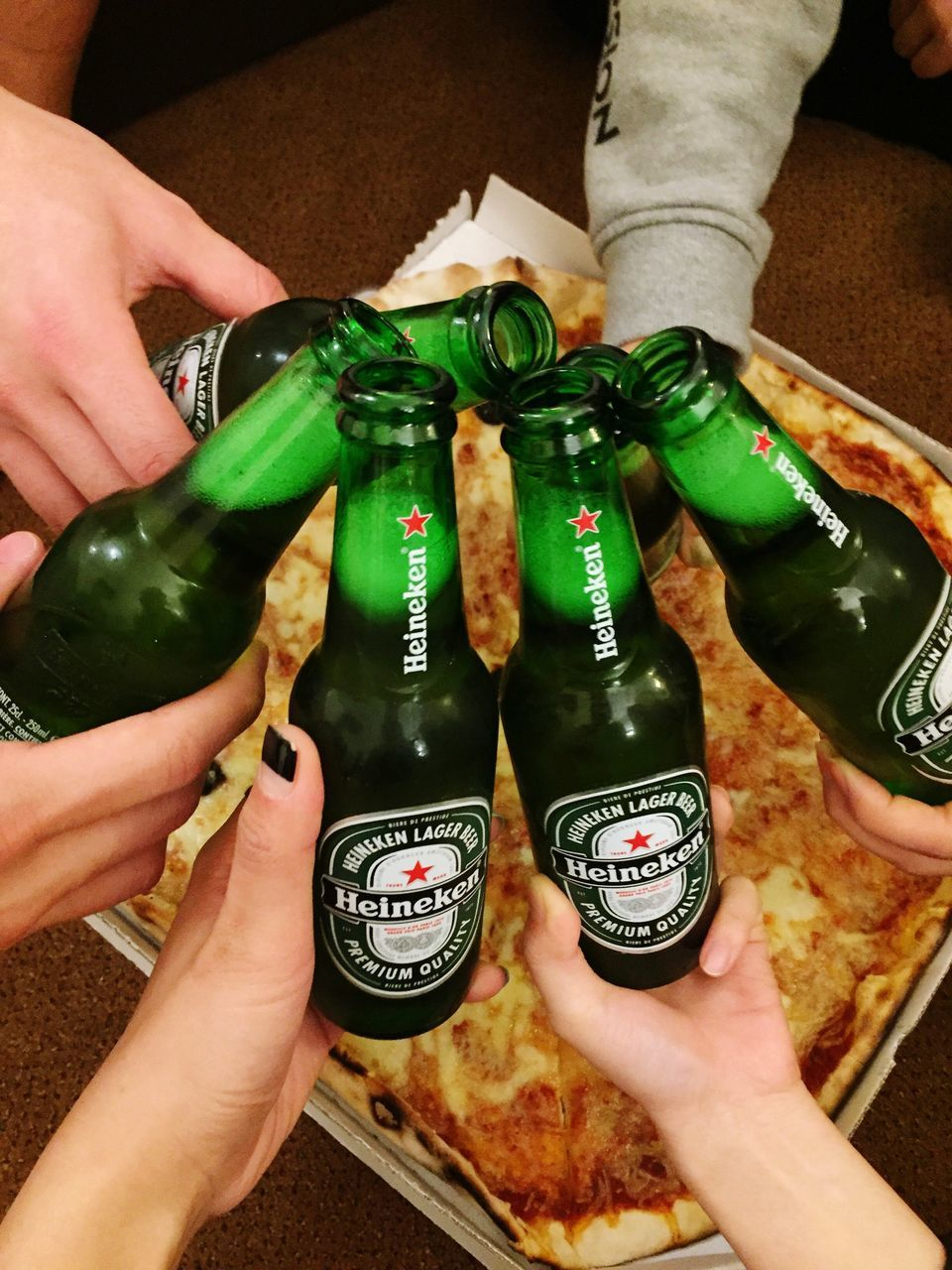 human hand, real people, human body part, holding, high angle view, food and drink, human finger, indoors, leisure activity, lifestyles, food, men, women, one person, friendship, close-up, day, freshness, people