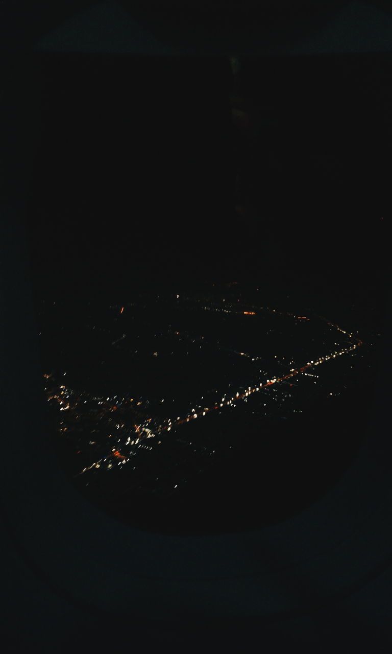 night, dark, no people, illuminated, cityscape, backgrounds, aerial view, close-up, city, outdoors, nature, beauty in nature, sky