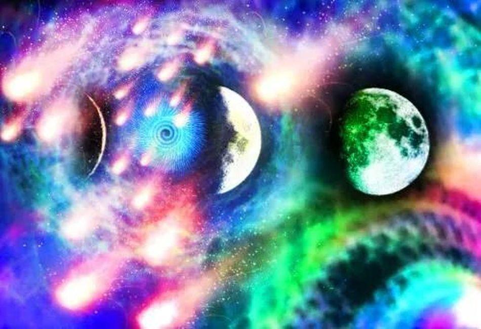 Galaxy Luna Stars Star Power