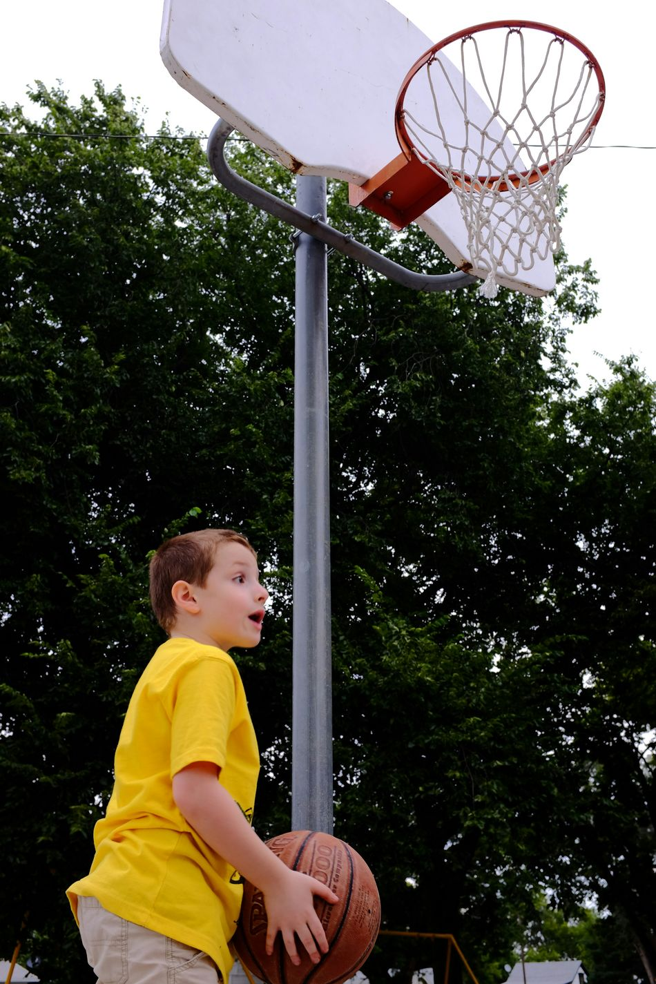 Beautiful stock photos of basketball, 4-5 Years, Activity, Basketball, Basketball - Ball