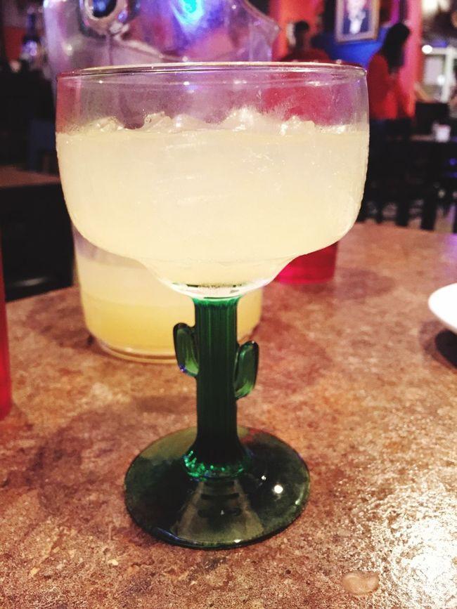 At Cinco De Mayo in Murfreesboro Margaritas