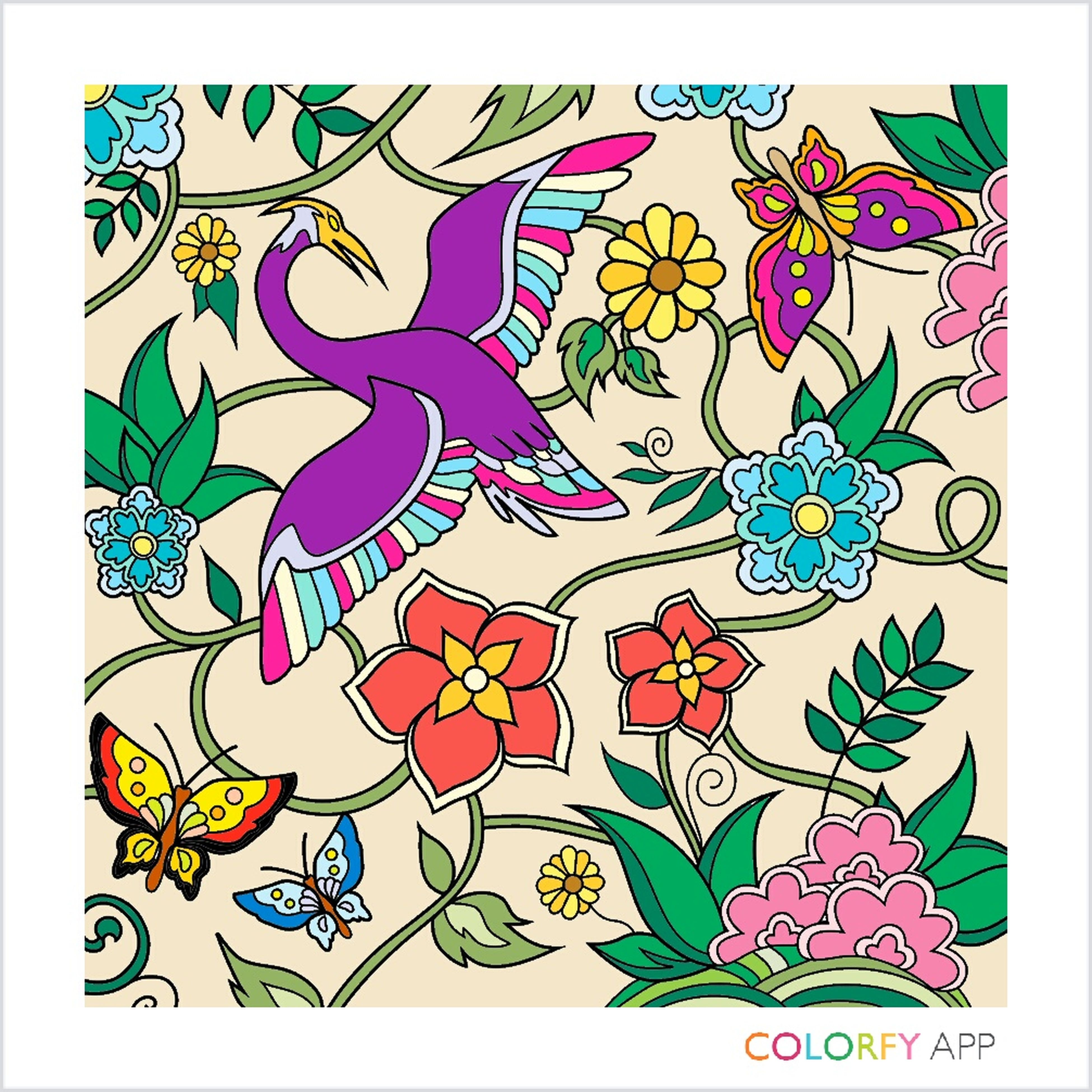 transfer print, full frame, backgrounds, pattern, auto post production filter, multi colored, indoors, art, creativity, art and craft, design, wall - building feature, textured, blue, abstract, wall, floral pattern, close-up, shape, no people