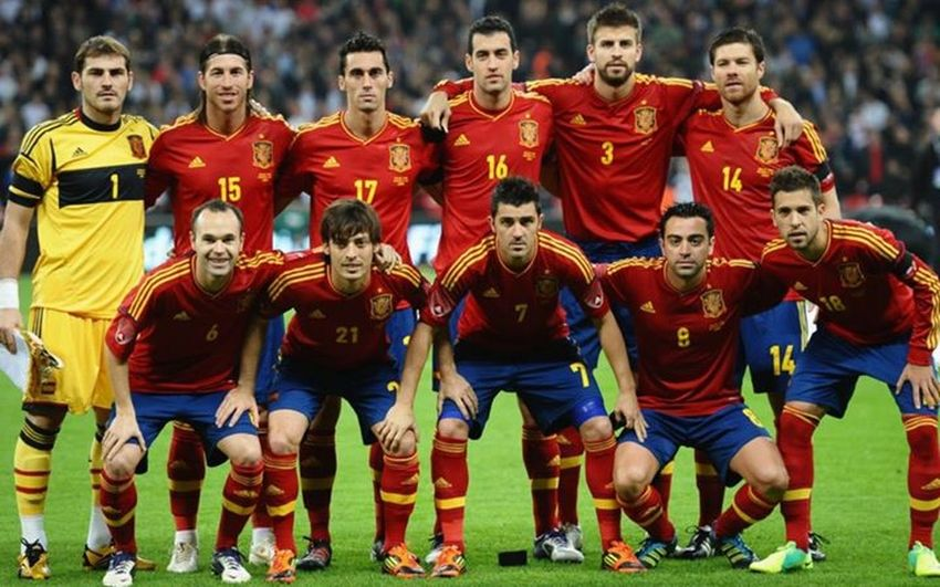 Wolrdcup SPAIN My Favorite Team La Roja