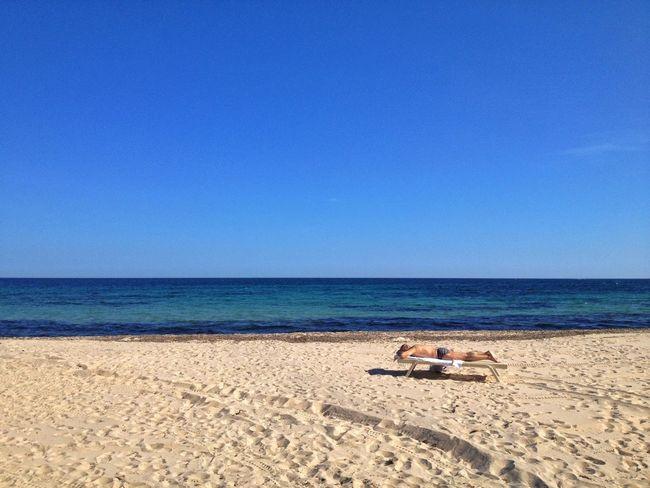 Beach life #sardinia #italy