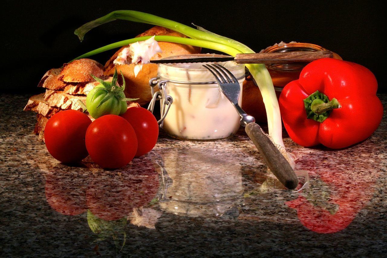 Beautiful stock photos of kitchen, Capsicum, Equipment, Floor, Food