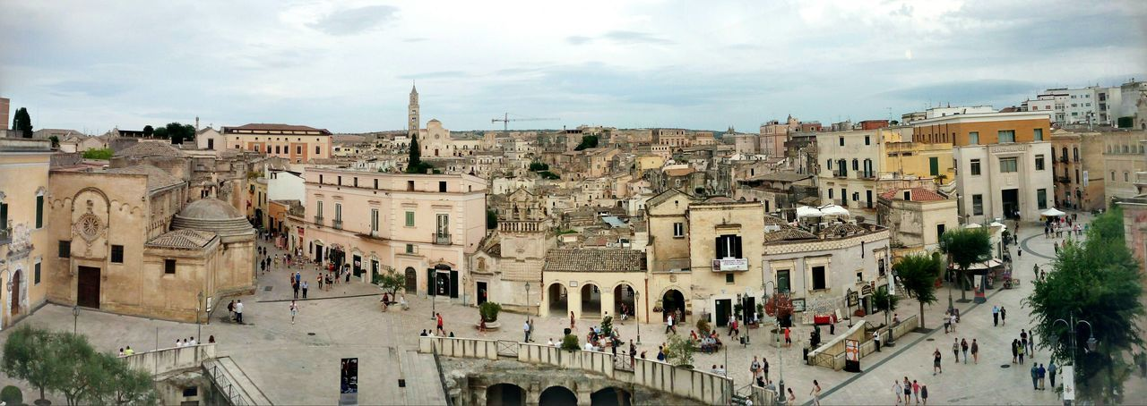 Matera Outdoors Travel Destinations Architecture Cityscape Day Building Exterior City Sky Built Structure