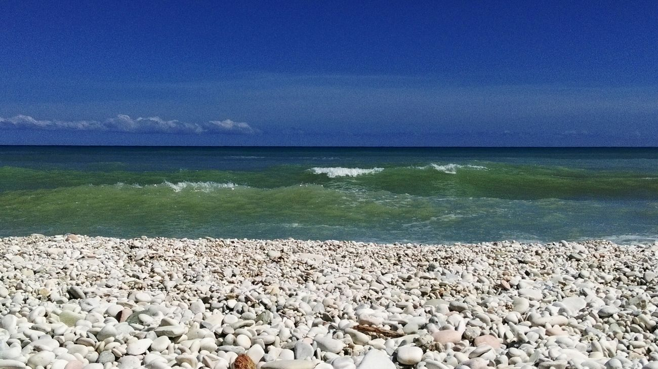 Beach Sea Nature Water Beauty In Nature Sand Outdoors Sky Summer Relaxing Moments Conero Monteconero Portonovo Baia Di Portonovo (an) Portonovo, Italy No Filter Life Is A Beach Vacations My Point Of View Wave Clear Sky Lifestyles Beauty In Nature Tranquility Travel Destinations