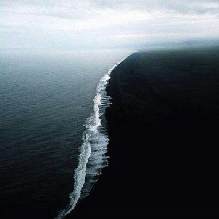 #In #the #Gulf of #Alaska #two #oceans #come #together #but #the #water #does #not #mix Water In Not Two Mix Together Oceans The Alaska Does But Gulf Come