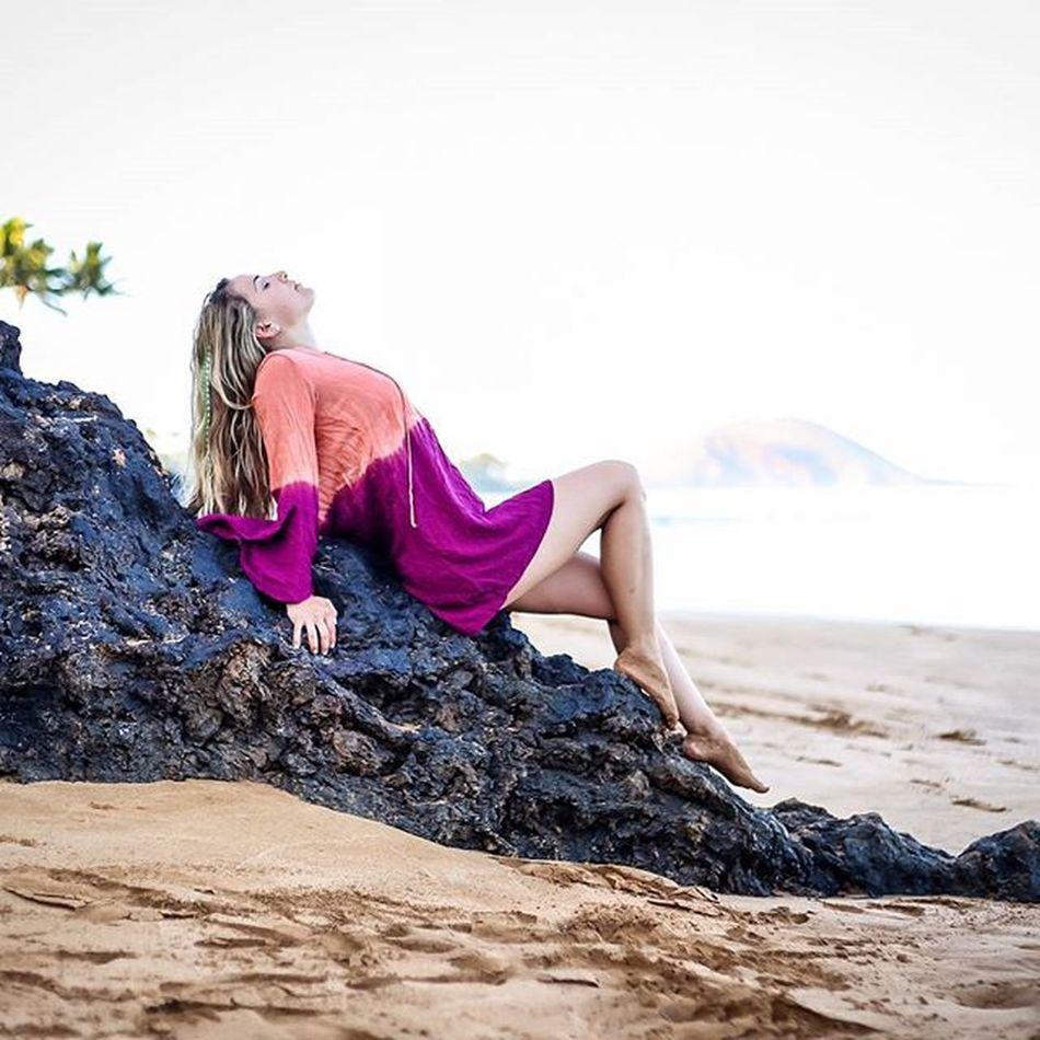 Paradise Beautiful Beach Paradise Hawaii Maui Goddess Befree Mauiphotography Mauinokaoi Mauiportraits @kirschaababyy