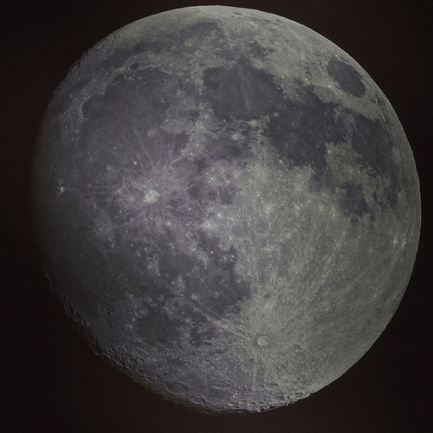 93% of full waxing gibbous moon Astrophotography Astronomy Canon1100d Canon Darksky Lunar Moonphotography Moon Moon_of_the_day Moon_awards Nightsky Maksutov Thelunareport Telescope Chippenham Wiltshire Skyatnight Skywatcher Sky_sultans Blackandwhite Heq5 Ig_energy Moon_awards_bnw