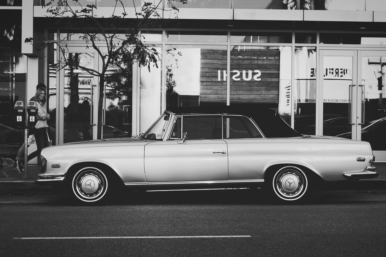 Taking Photos Things I Like Classic Car Cityscapes Blackandwhite Streetphotography Monochrome Vintage Fujifilm Black And White The Drive Monochrome Photography