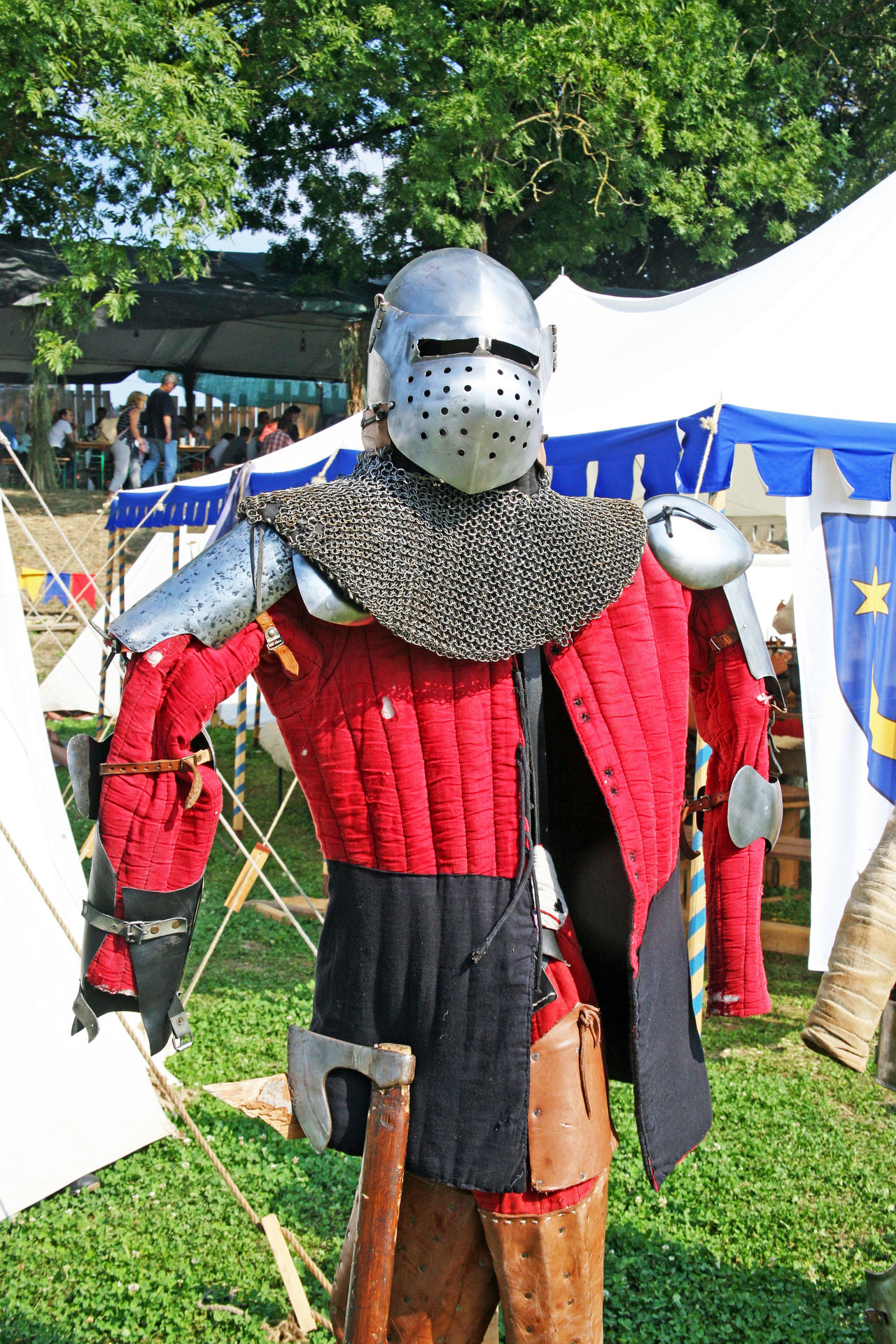 Renaissance Festival,Koprivnica,Croatia,Europe,colourful armours,1 Armours Battlefield Colourful Croatia Day Eu Europe History Knights Koprivnica Medieval Metal Metallic Outdoors Picturesque Renaissance Festival
