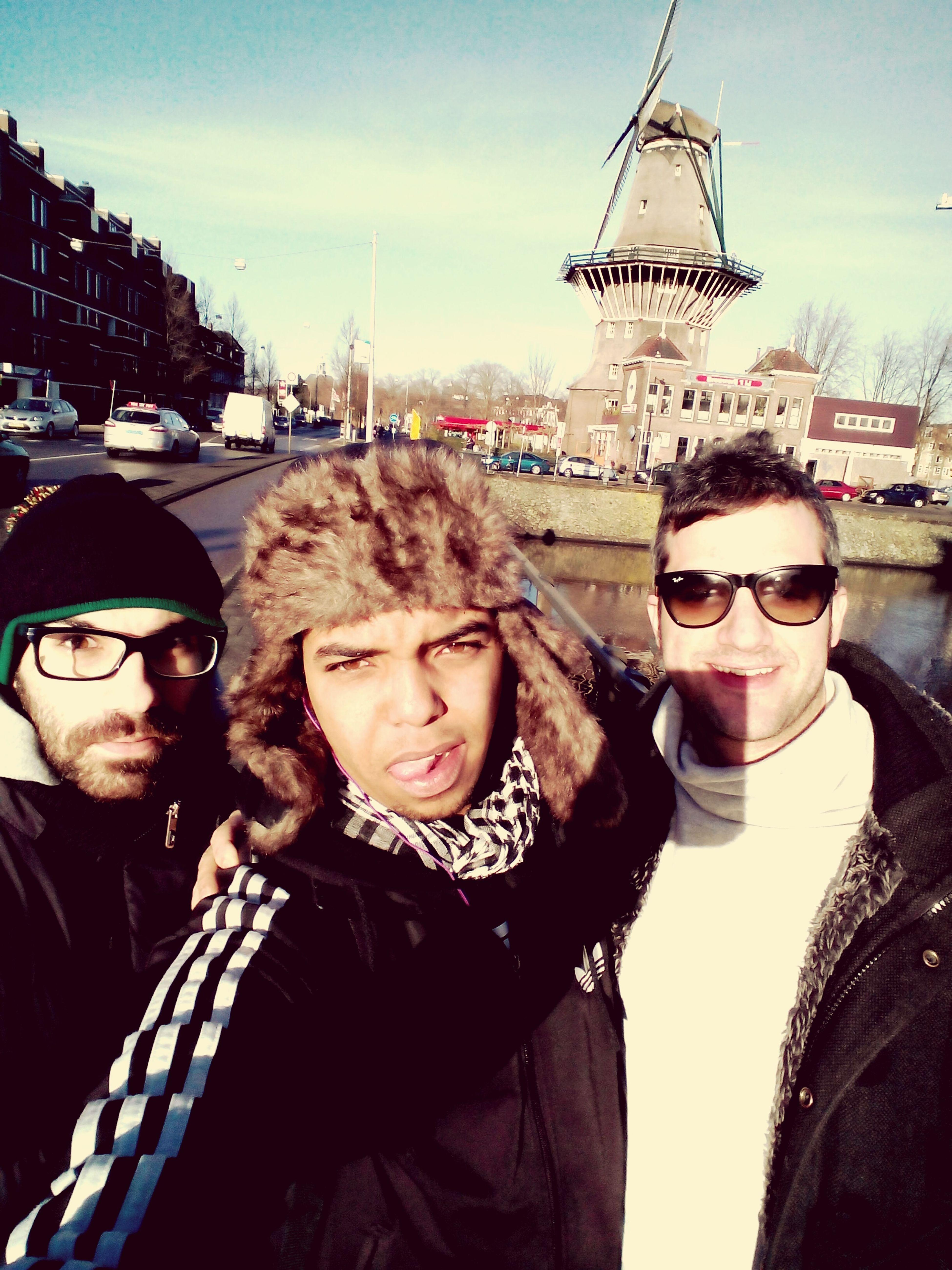 Amsterdam Hello World