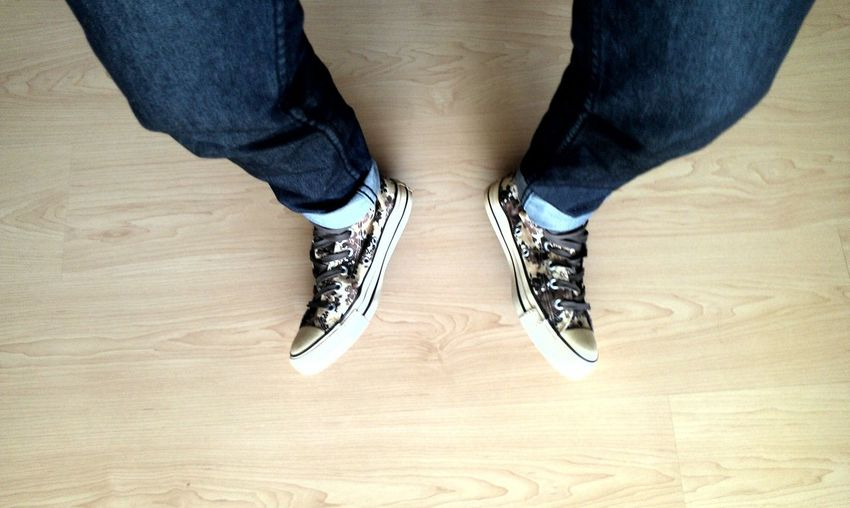 Don't be boring wear sneaker, converse! Shoes Other People's Shoes My Favorite Sneakers