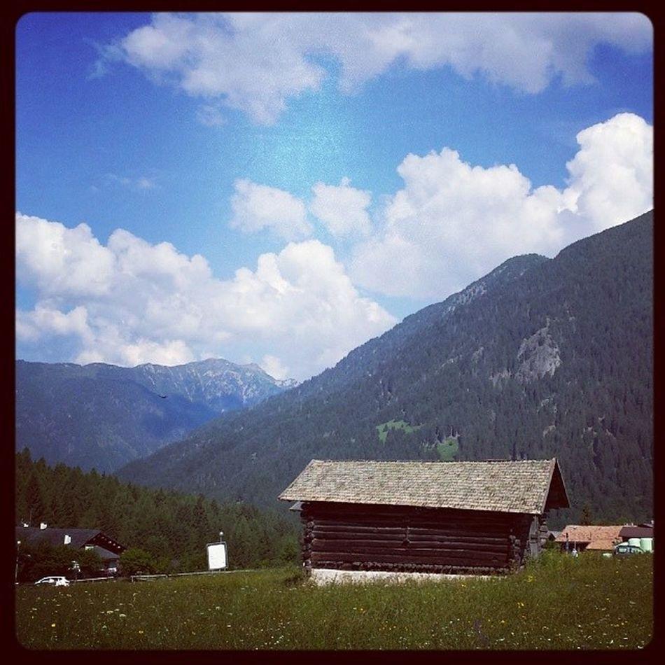 Montagna Fresco Luglio Estate2013 nonvedol'oraditornarci