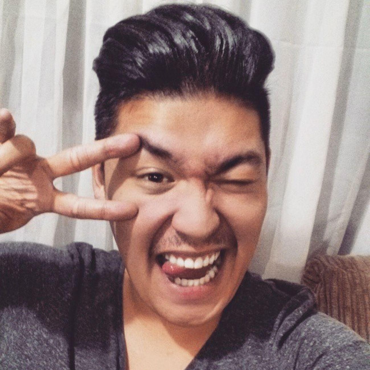 FINAL SELFIE OF 2014 ! | 😬😬😬 | Solong 2014 Hello 2015  NewYear Selfie VainBitch InstaGay Gaysian Filipino SedinoFilipino Igers London BishesOfHoebun