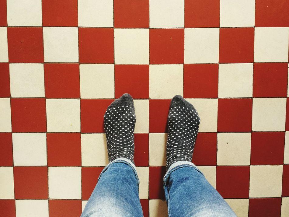 Beautiful stock photos of floor, Checked Pattern, Floor, Flooring, Human Leg