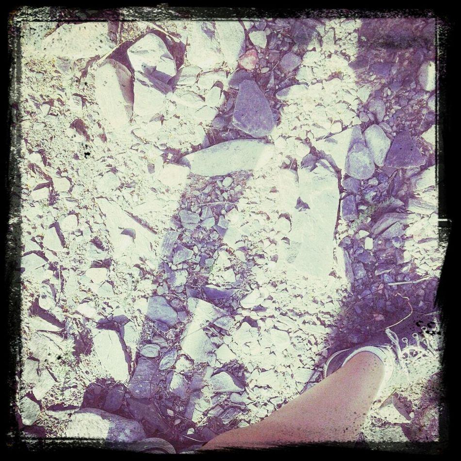 Caminábamos... Caminábamos. First Eyeem Photo