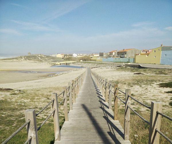 The Way Forward Sky Landscape Outdoors No People Day Portugal Oneplusonephotography OnePlusOne📱 Onepluslife Straightforward