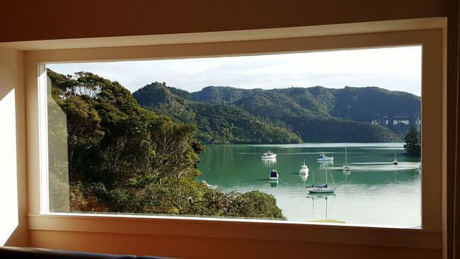 Nature On Your Doorstep Natrual Beauty  Nz Whangaroa Water Silent Moment Live Life Right