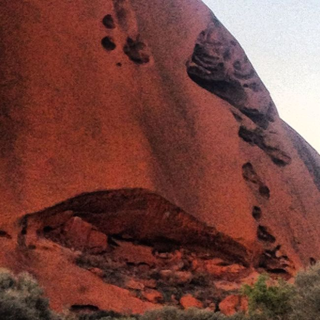 Dont Cry Ayers Rock