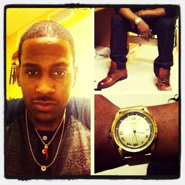 Mr Nice Watch....Im On The Clock ⌚