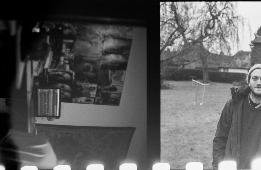 It refused to scan the images individually but makes quite a nice composition Black & White Black And White Blackandwhite Bob Marley Composition Contrast EyeEm Best Shots Film Film Photography Filmisnotdead Focus On Foreground Men Nikkormat FS (1965) Real People Showcase March Tadaa Community