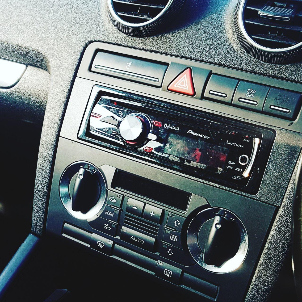 Audi A3 Quattro Interior Carinterior Pioneer Stereo Carstereo