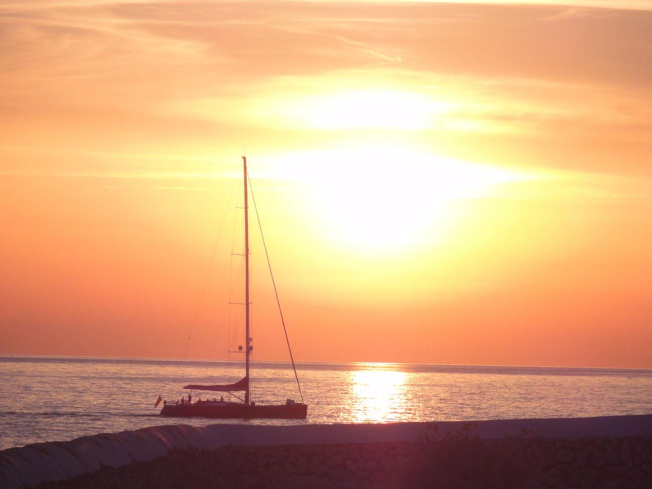Sunset Paradise