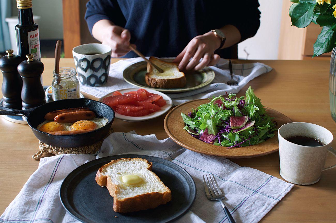 breakfast☕️🍞🍳 My Favorite Breakfast Moment 暮らし Onmytable 食卓 Onthetable 朝ごはん 朝食 Coffee おうちカフェ おうちごはん Foodstyling Breakfast Morning Food Japan