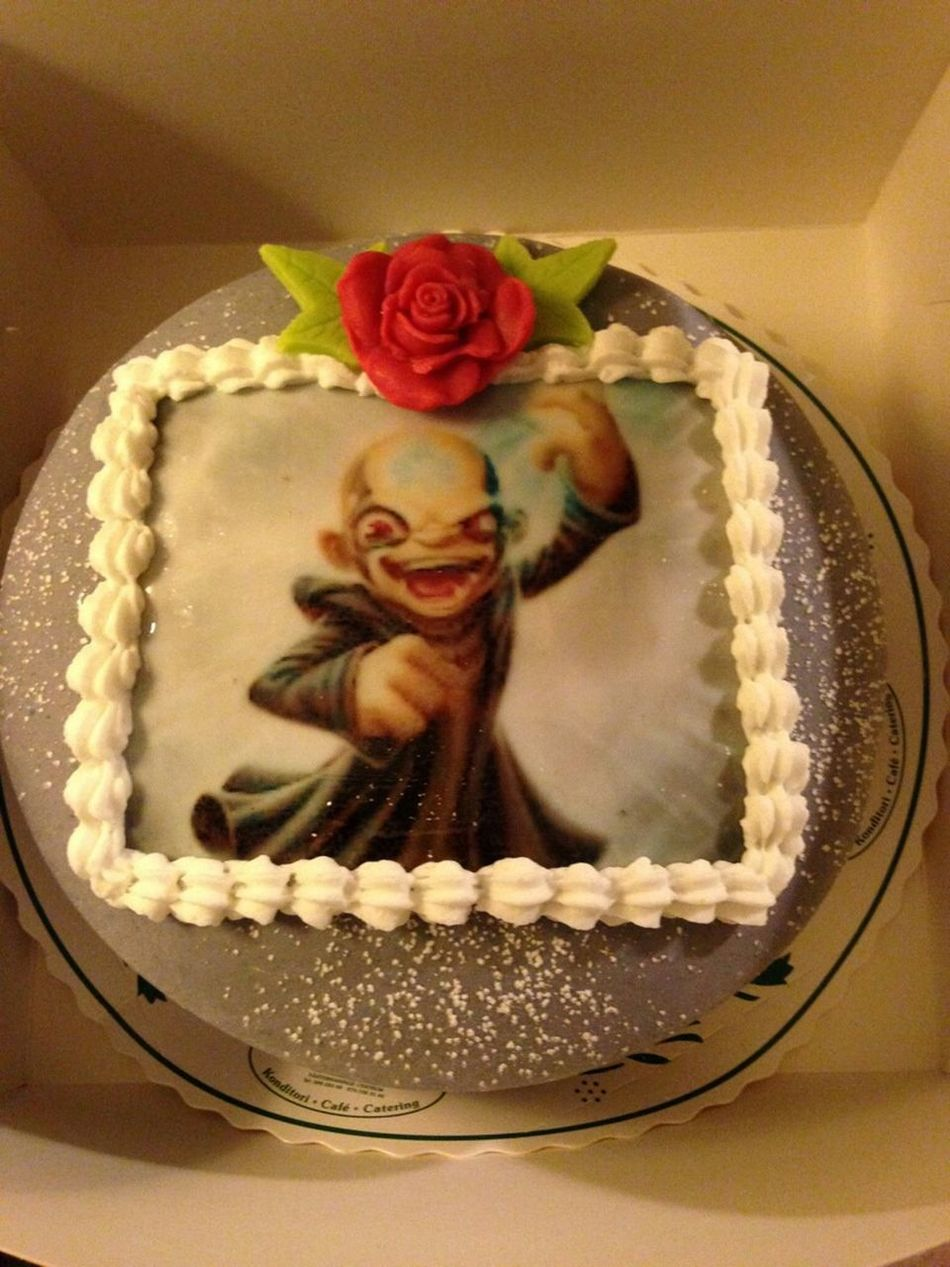 Kevins Tårta! :)