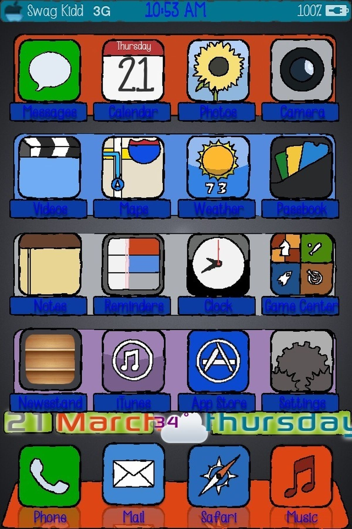 Jailbroken IPhone