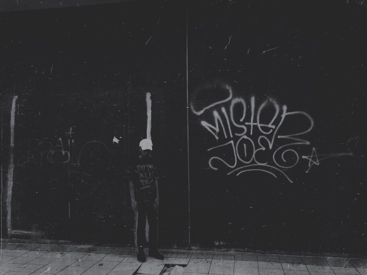Graffiti Local Bomber Tags Bnw Blackandwhite