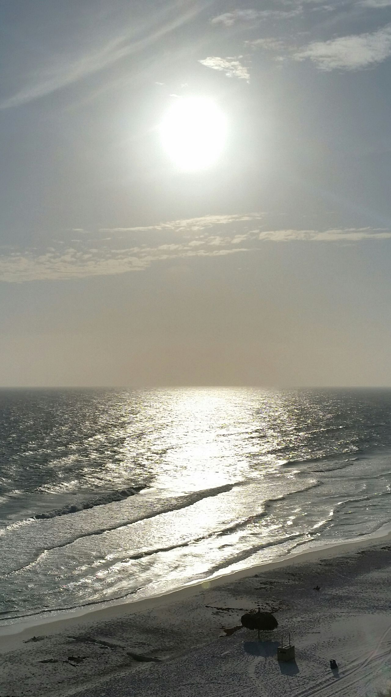 Last night's sunset Horizon Over Water Sunset Florida Sunset Scenics Sunbeam Reflection Beach Sea Sun Water Sunlight Sand Nature Outdoors Beauty In Nature Tranquil Scene Vacations No People Sky Cloud - Sky Ocean Front Condo View Beachphotography Beachlovers