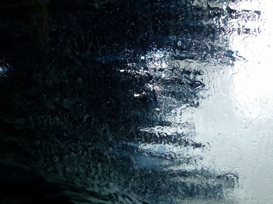 In the automatic car wash. Abstract Backgrounds Car Wash Car Wash Abstract Close-up No People Suds Water