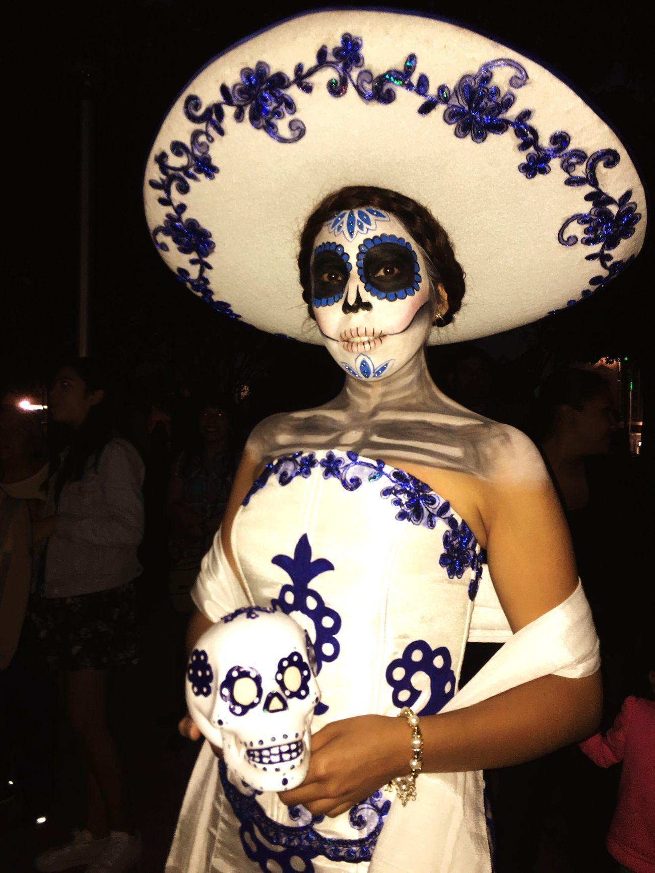 Jalisco se viste de muerte... One Person Calaveras Holiday - Event FreeTime Spooky Disfrutando De La Vida