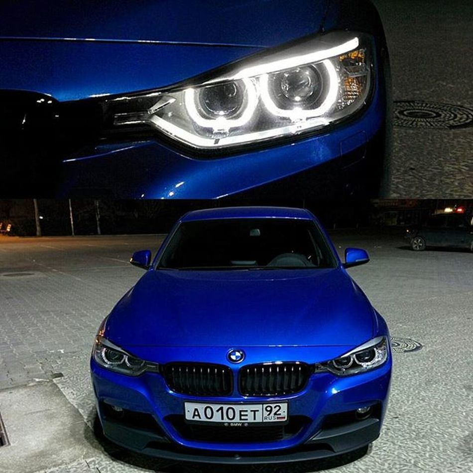 My Blue Baby😇🤗 Bmw 3series 320i M MPerformance Crimea Smotra Drive2 Russia Ukraine Googlenexus LG  Nexus5 Nexus5photography