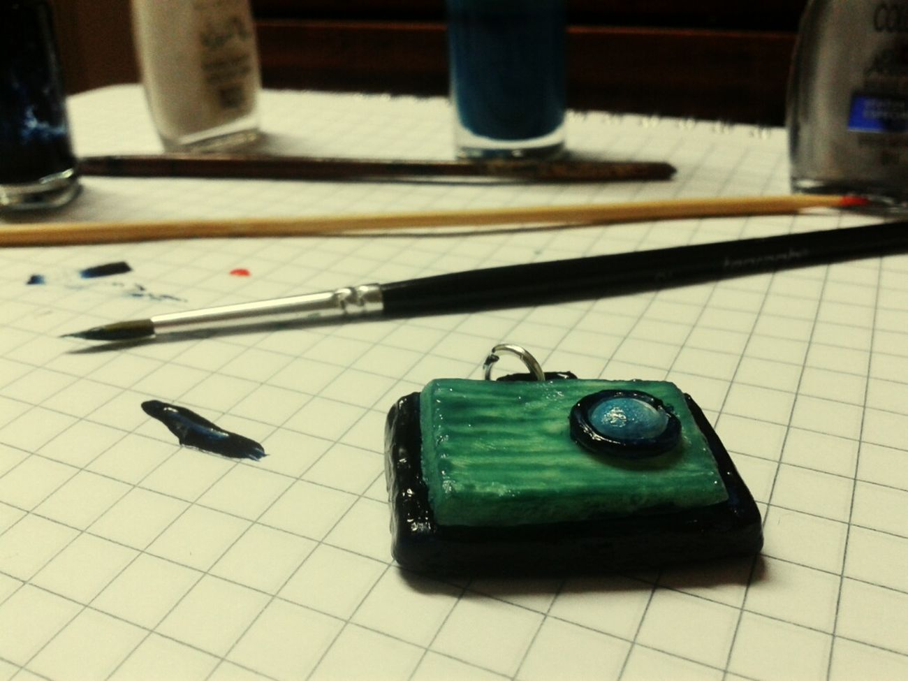 My Hobby Camera Handmade Diy Project Feel Like An Artist Painting Creating Love It