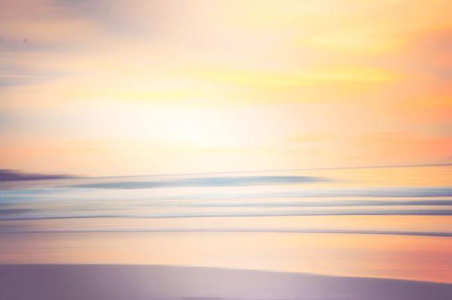 The sea as art .. Seascape & Sunset Ocean Sea Sea And Sky Sea View Sunset Sky Beach Beach Photography Seascape Seaside