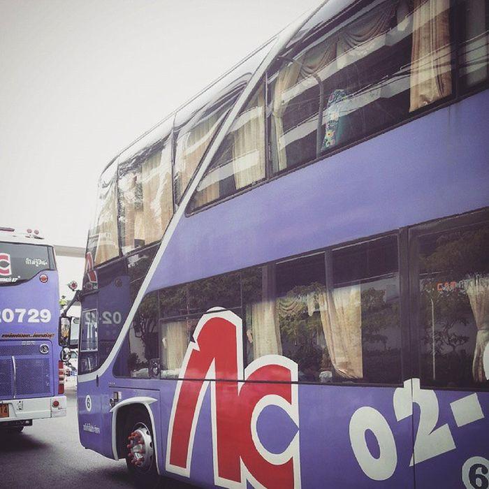 รถโรงเรียน เห้ย!!! รถบริการ ? Bus Waiting