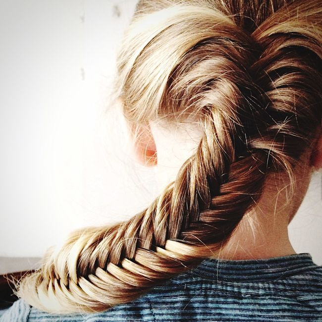 IPhoneography Fishtail Plait Hair Hairstyle Fishtail Braid Iphoneonly Hairstyles Braids Plaits Blonde Let Your Hair Down The EyeEm Collection Let Your Hair Down Winners EyeEm x Schwarzkopf - Let Your Hair Down Fatherhood Moments