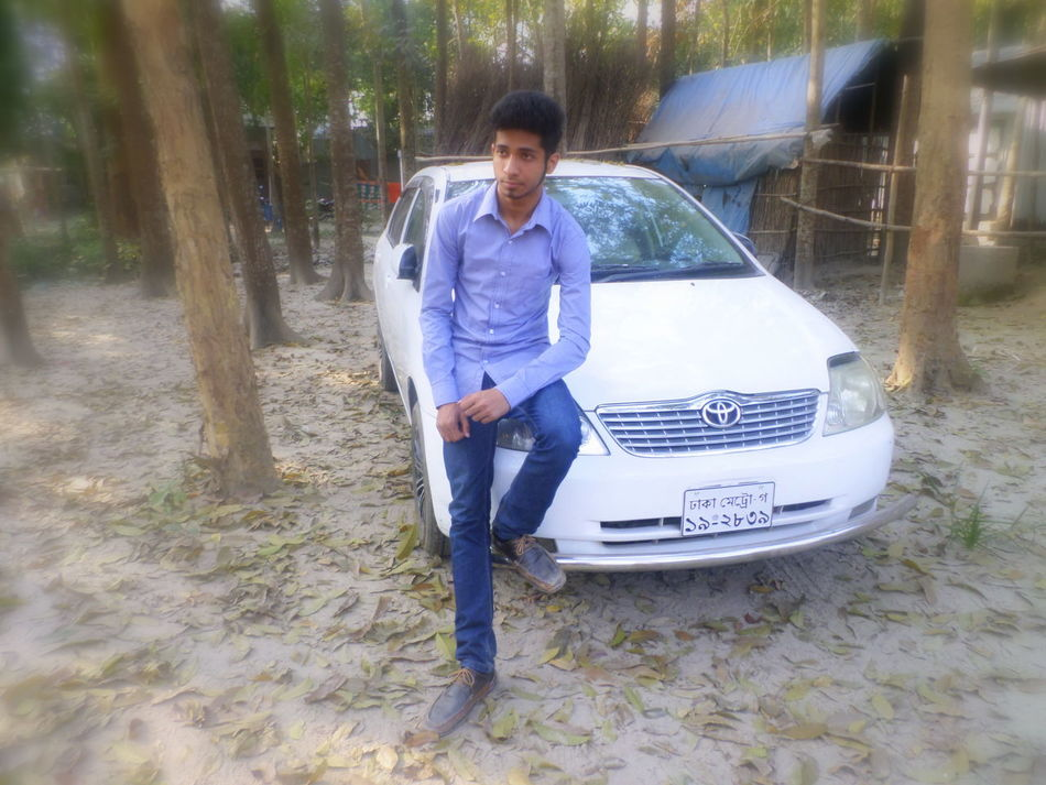 front View! Trip To Dohar