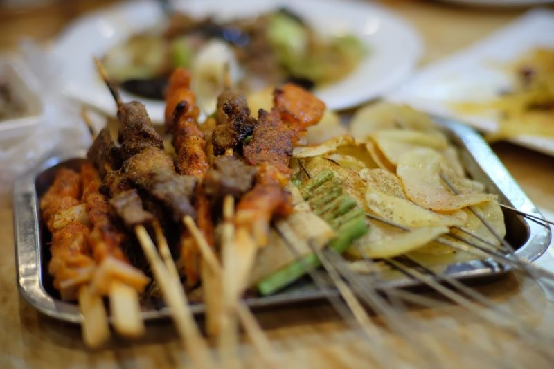 Food Ready-to-eat Chinese Street Food