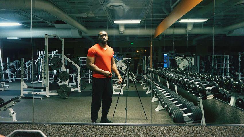Body & Fitness Taking Photos Workout Gym
