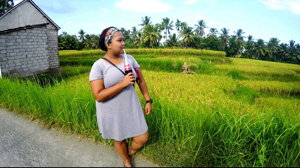INDONESIA Bali Ubud Padifield Cocacola Stressfree Enjoying Life Travel Wanderlust Adventure