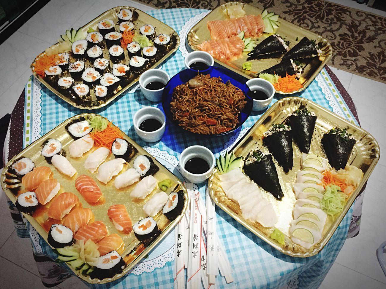 Sushi Time Sushi Sushilover EyeEmNewHere Food