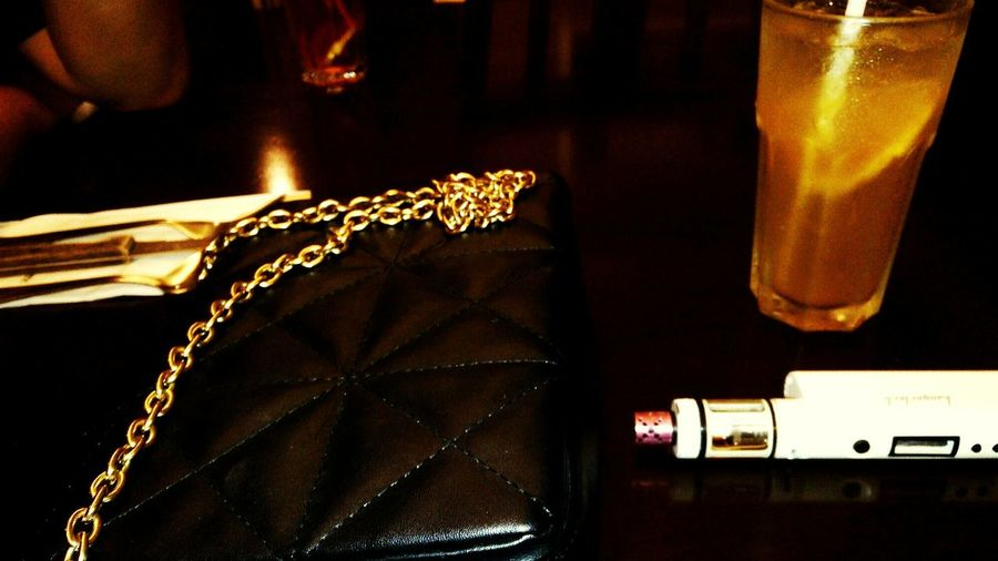 Enjoying Life Chefathome Love ♥ Vapeporn Kuching#borneo#sarawak Girlstuff  Handbag♥